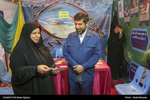 پنجمین روز نمایشگاه قرآن و عترت در اهواز- غلامرضا شریعتی استاندار خوزستان