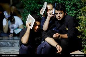 مراسم احیای شب نوزدهم ماه مبارک رمضان