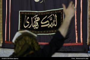 احیای شب بیست ویکم ماه مبارک رمضان درمسجد جمکران