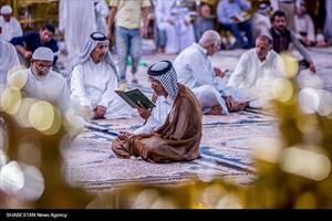 حال و هوای کربلا در ماه مبارک رمضان