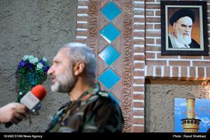 نشست خبری ارتحال امام خمینی(ره)