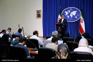 نشست خبری سخنگوی وزارت خارجه