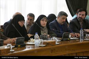 جلسه شورای راهبردی دهه کرامت در استان خراسان