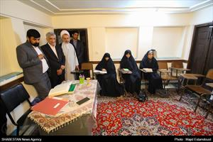 بازدید معاون وزیر فرهنگ و ارشاد اسلامی از مدارس قرانی