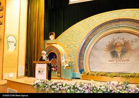 مراسم دومین سالگرد ارتحال مرحوم «فیروزیان» با حضور دکتر ارزانی