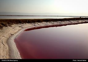 مهارلو، دریاچه ایی به رنگ خون