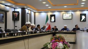 نشست مدیران ارشد ستاد هماهنگی کانون های فرهنگی هنری مساجد کشور با پرسنل ستاد استانی کانون های مساجد آذربایجانشرقی