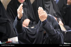 آیین «دعای عرفه» در بیرجند