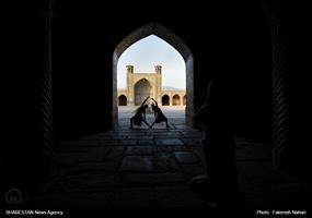 مسجد تاریخی وکیل در شیراز