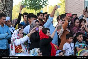 افتتاح نمایشگاه استانی صنایع دستی