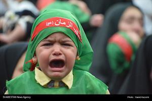 همایش شیرخوارگان حسینی در بیرجند