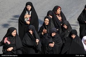 عزاداری روز تاسوعا در بجنورد