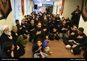 مقتلخوانی تاسوعای حسینی در رشت