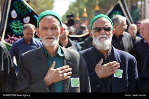 مراسم عزاداری عاشورای حسینی در بیرجند