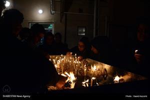 مراسم شام غریبان در بیرجند