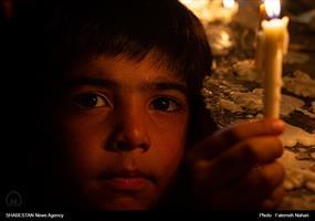 مراسم شام غریبان از نگاه کودکان
