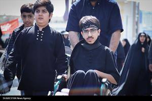 عزاداری ظهر عاشورا در تهران