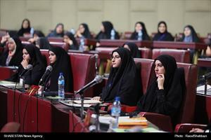 دومین نشست نهمین دوره مجلس دانشآموزی