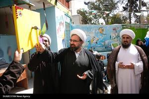 کلیپ/ آیین آغاز سال تحصیلی مدرسه مسجد محور شیخ بهایی