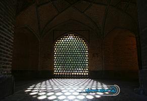 عکس نوشت| مسجد جامع عتیق قزوین