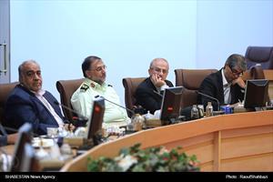 جلسه ستاد مرکزی اربعین حسینی