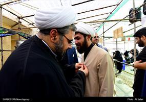 کلیپ| افتتاح موکب خادمین اربعین کانونهای مساجد ایلام با حضور رئیس ستاد کانونهای فرهنگی و هنری مساجد کشور