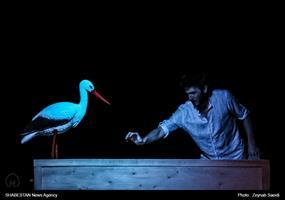 اجرای تئاتر کروکدیل در بخش بین الملل جشنواره تئاتر کودک و نوجوان