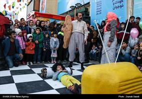 نمایش های روز  سوم جشنواره تئاتر کودک و نوجوان