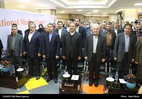 افتتاح بیمارستان بین المللی میلاد ارومیه به دست معاون اول رئیس جمهور و وزیر بهداشت