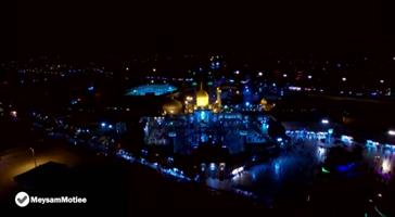 کلیپ | مداحی وفات حضرت معصومه - میثم مطیعی