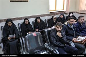 جلسه توجیهی رابطین طرح ملی فهما در کرمانشاه