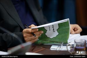 نشست خبری رئیس سازمان برنامه و بودجه