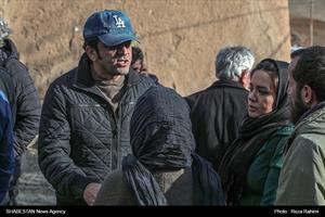 آئین آغاز تولید سریال تلویزیونی ((نون خ)) در کرمانشاه