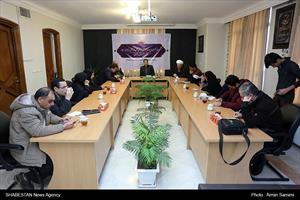 نشست خبری رویداد ملی فهما در مشهد مقدس