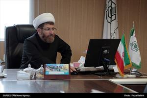 مدیرکل اداره اوقاف کرمانشاه عضو سامانه بچه های مسجد شد