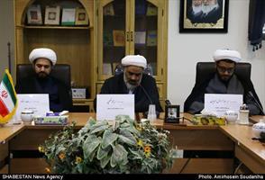 نشست خبری رییس دفتر تبلیغات اسلامی اصفهان