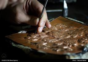 کلیپ   نگاهی بر هنر دواتگری