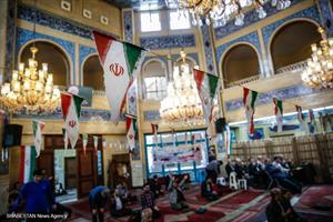 کلیپ  مسجدی که اولین پایگاه مبارزه با شاه بود