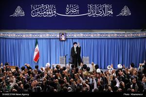 کلیپ دیدار اقشار مختلف مردم با رهبر انقلاب