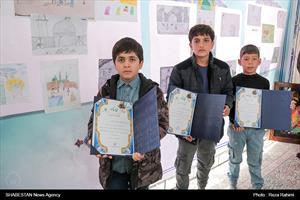 اولین جشنواره هنری وقف احسان ماندگار در کرمانشاه