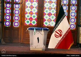 حضور حماسی مردم یزد در انتخابات مجلس شورای اسلامی