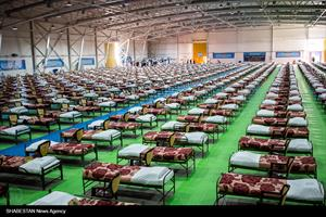 افتتاح مجتمع بیمارستانی و نقاهتگاه ۲۰۰۰ تخت خوابی نزاجا