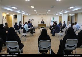 رونمایی از پایگاه اطلاع رسانی(فهما) در اصفهان