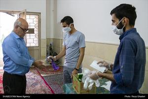 نماز عید سعید فطر در شیراز