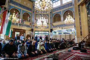 مسجدی که اولین پایگاه مبارزه با شاه بود.