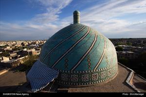 مسجد جامع عتیق قزوین