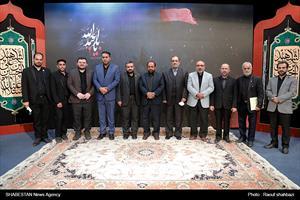 بازدید معاون فرهنگی ستاد عالی کانون های مساجد از چهاردهمین دوره آیین نوگلان حسینی