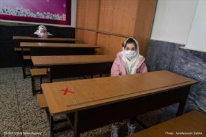 بازگشایی مدارس پس از ۵ ماه تعطیلی