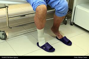 بازید از بیمارستان جانبازان اعصاب و روان «جنت» شیراز