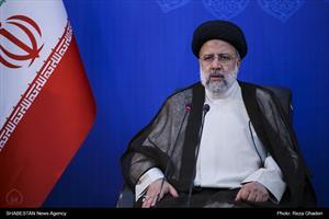 نشست خبری رییس جمهوری در شیراز